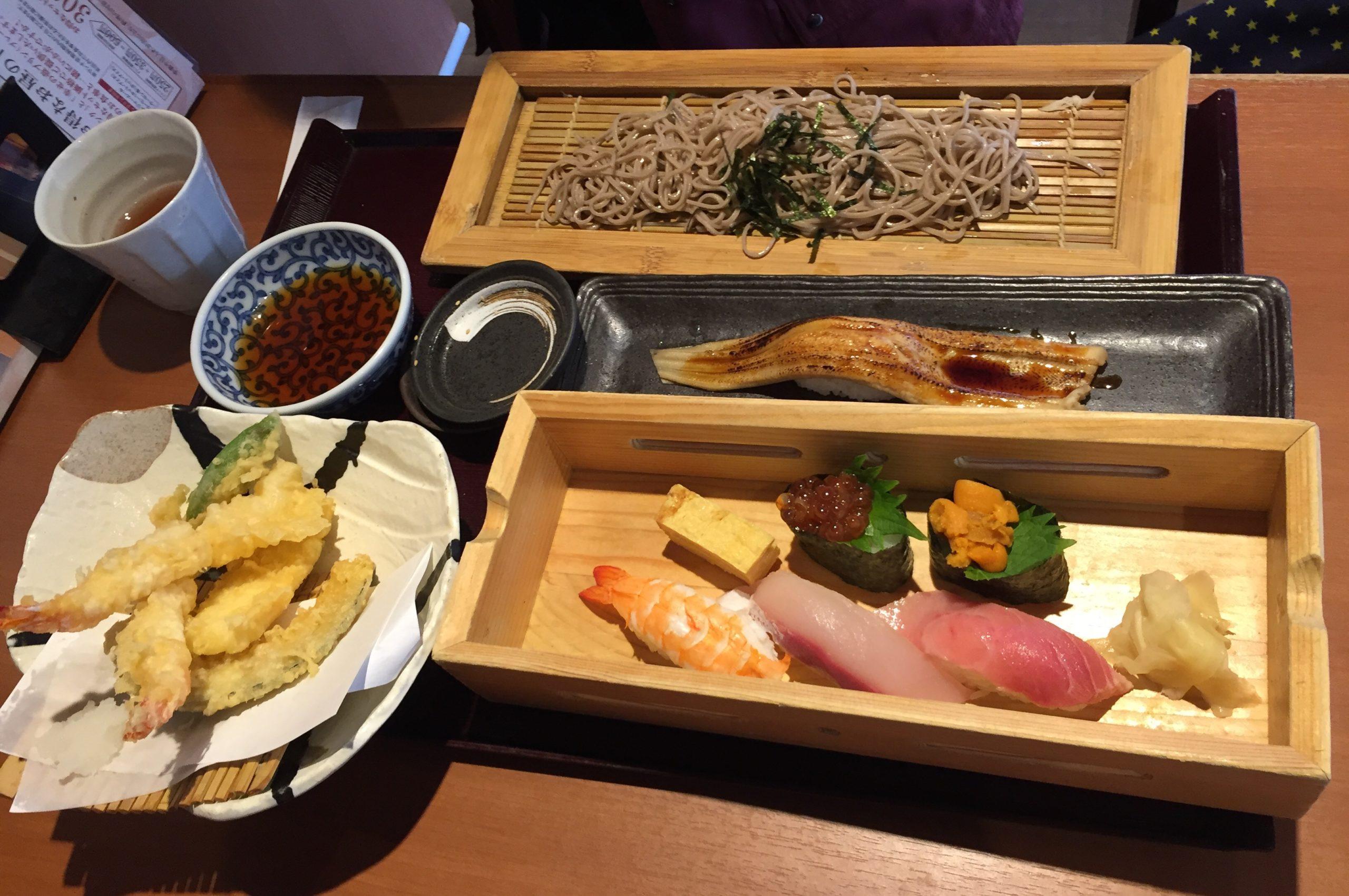 すし・創作料理 一幸(いちこう)に行ってきた♪おすすめの、美味しかったメニューを紹介します!寿司、てんぷら、スイーツも