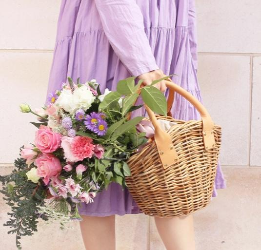 姉ちゃんの恋人 第2話で有村架純さんが使用したカゴバッグ紹介します!